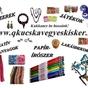 Qkucskavegyeskisker - Kreatív alapanyag, játék, papír-írószer, ékszer, marketing
