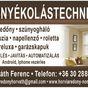 Horváth Ferenc - Árnyékolástechnika